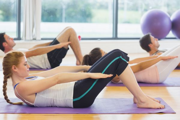 Bleiben Sie fit, mit dem Gymnastikkurs im Stadtteil Grübentälchen