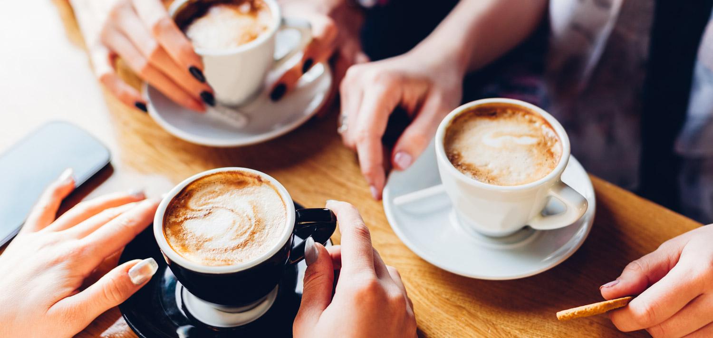 Bewohner des Stadtteil Grübentälchen können sich im Stadtteilcafé austauschen